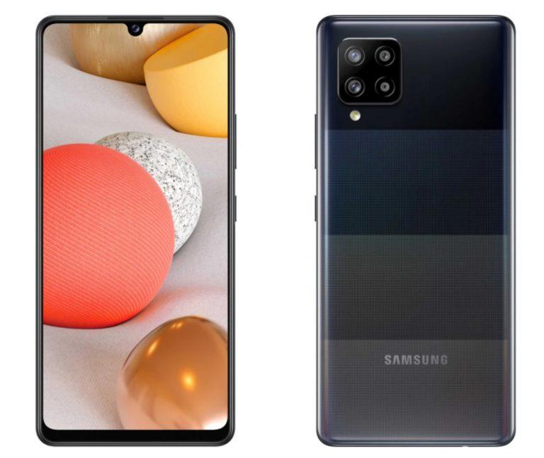 Samsung Galaxy A42 5G, primi render e scheda tecnica