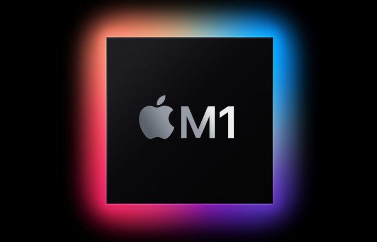 Apple M1 è il processore per notebook più veloce di sempre