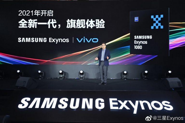 Samsung, presentato Exynos 1080, octa-core a 5 nanometri