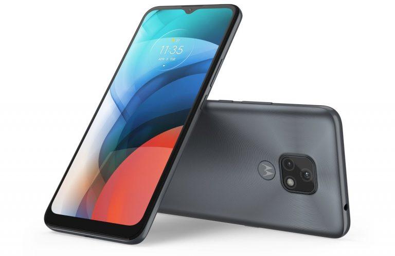 Motorola Moto E7, svelate le caratteristiche tecniche