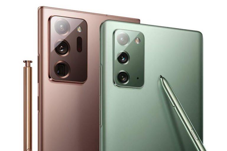 Samsung, la serie Galaxy Note non verrà interrotta nel 2021