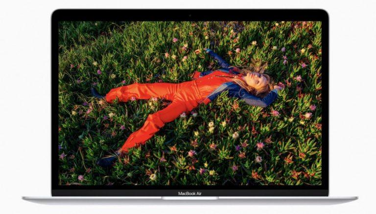 Apple, in arrivo un nuovo MacBook Air più leggero e sottile