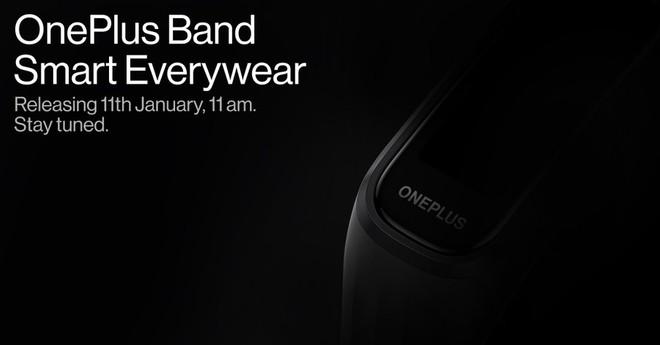 OnePlus Band in arrivo l'11 Gennaio: ecco le caratteristiche