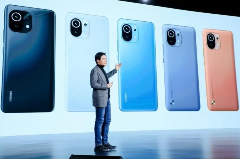 Xiaomi, venduti 350.000 Mi 11 in appena 5 minuti