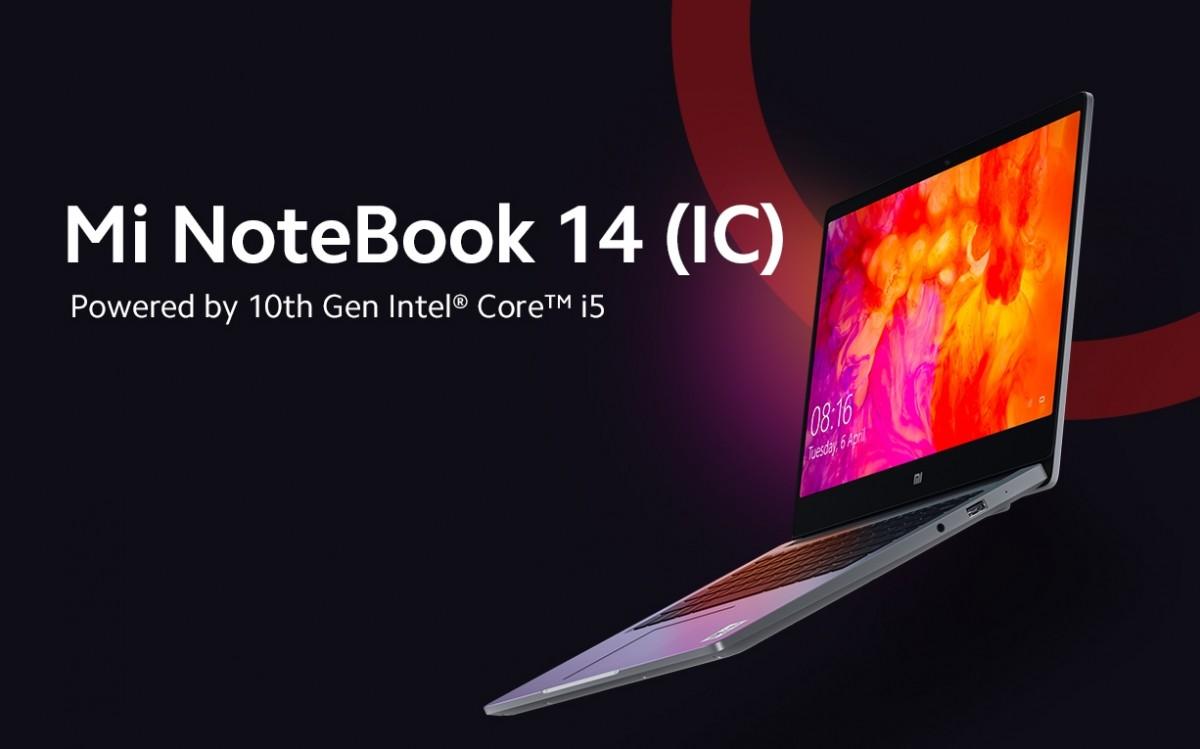 Xiaomi, un nuovo Mi Notebook 14 con processore i5 di decima generazione